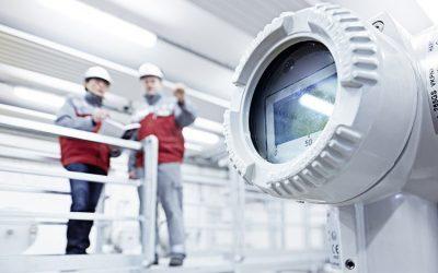 Energía segura en la industria.