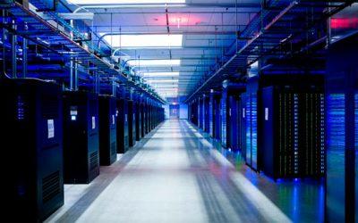 Eficiencia energética en los centros de datos.