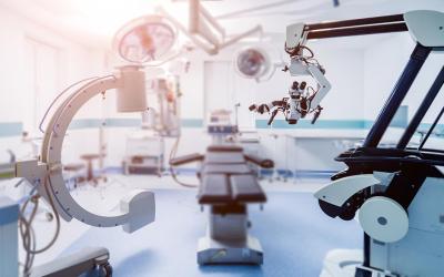 Salud: desarrolle inmunidad en su infraestructura médica.