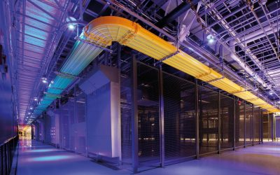 Centro de Datos |  Incremento en la demanda del volumen de datos.