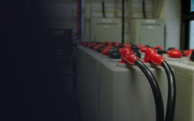 Baterías para UPS de ion-litio: el futuro de la minimización de costos y la maximización de la durabilidad.