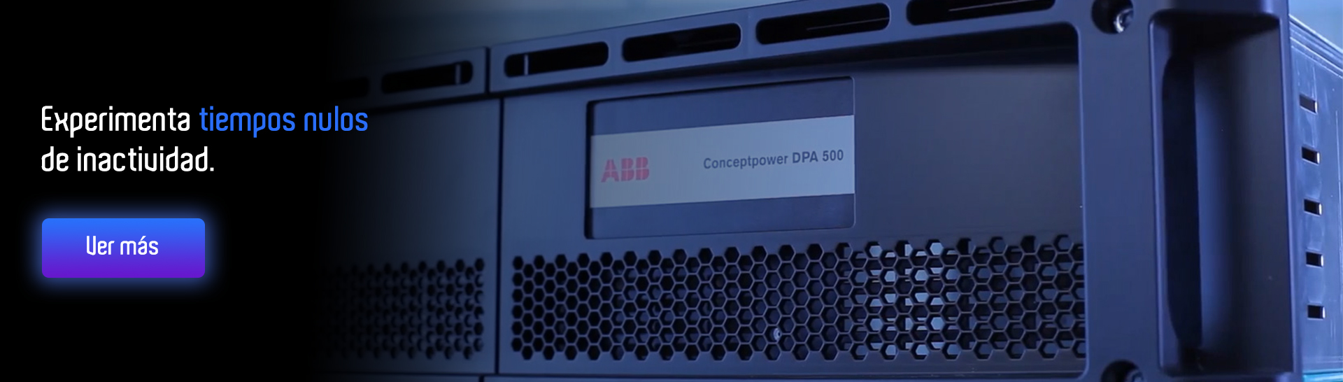 CREXEL UPS -Slider 2 - ABB ConceptDPA 500
