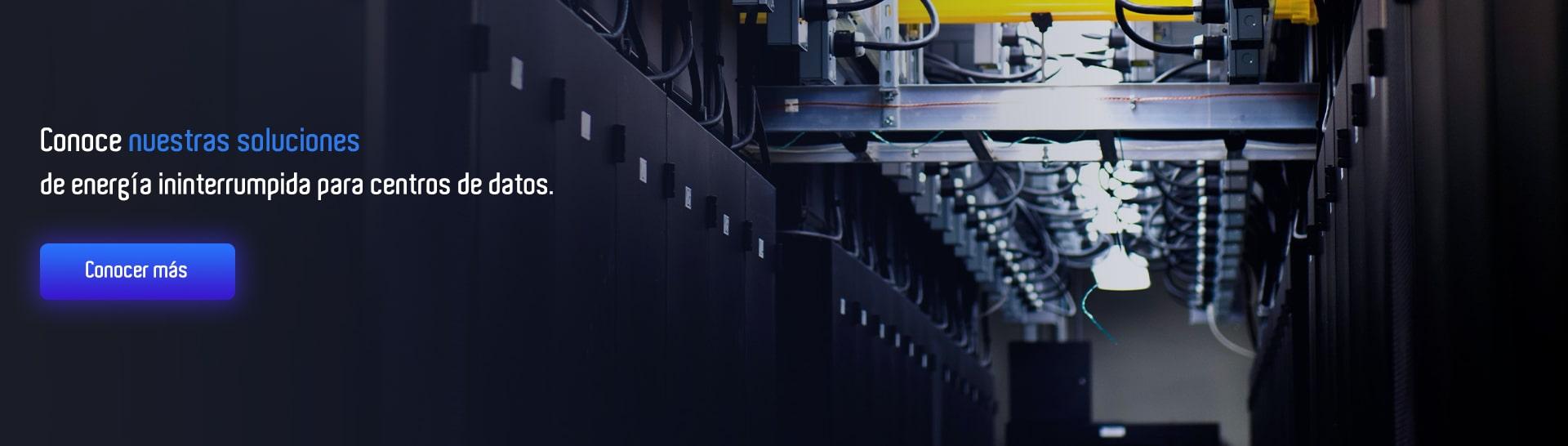 CREXEL UPS - Soluciones de energía ininterrumpida para centros de datos-min